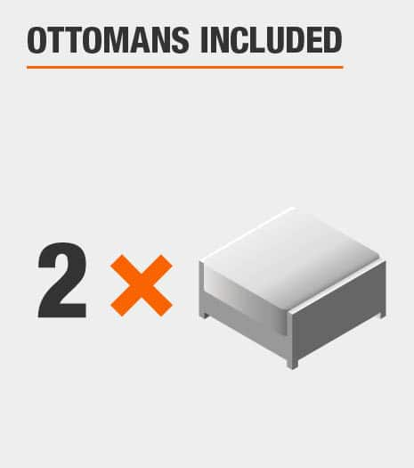 Ottomans Included
