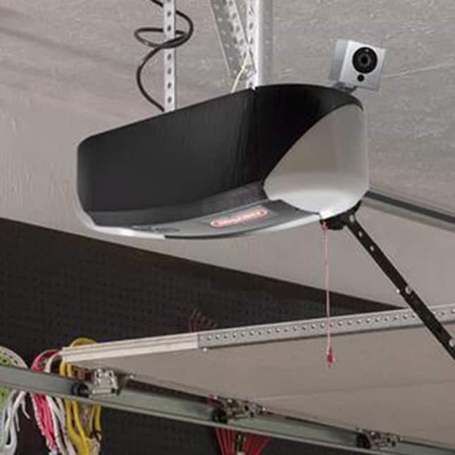 Genie has been making safe, reliable garage door openers for over 65 years Wyze