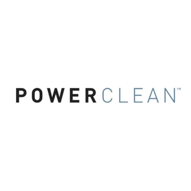 More force. Less splash. Moen's Power Clean technology provides an improved and powerfully concentrated spray for faster clean up.