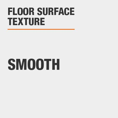 LifeProof Bamboo flooring has smooth finish