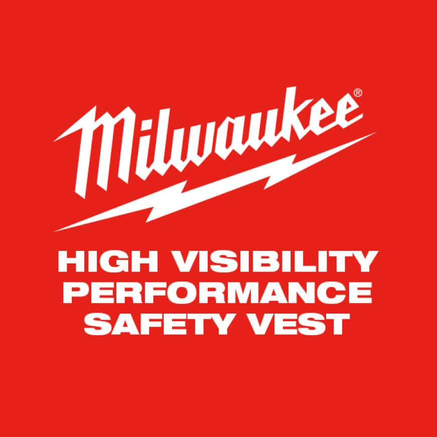 Milwaukee High Visibility Performance Safety Vest