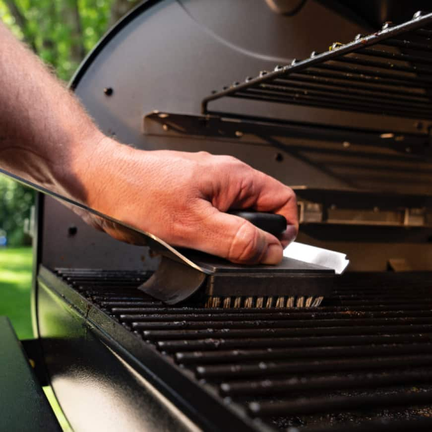Traeger Grills - Keep It Clean