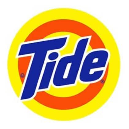 Tide detergent logo