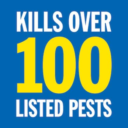 Sevin Ready-To-Use Insect Killer Power Sprayer kills over 100 pests
