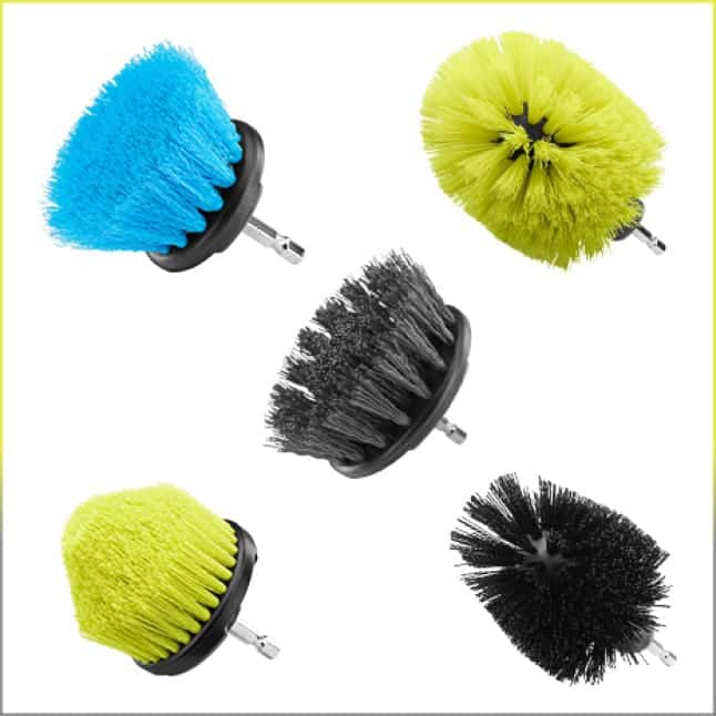 Variety of Cleaning Brushes