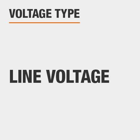 line voltage
