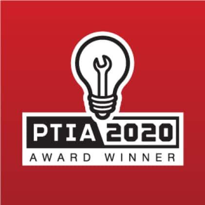 PTIA 2020 Award Winner.