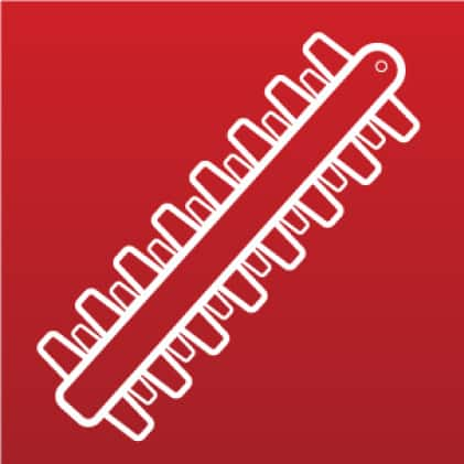 Hedge trimmer Blade Design icon