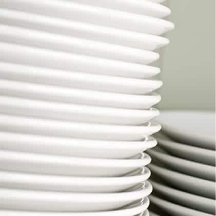Cleans 14 place settings