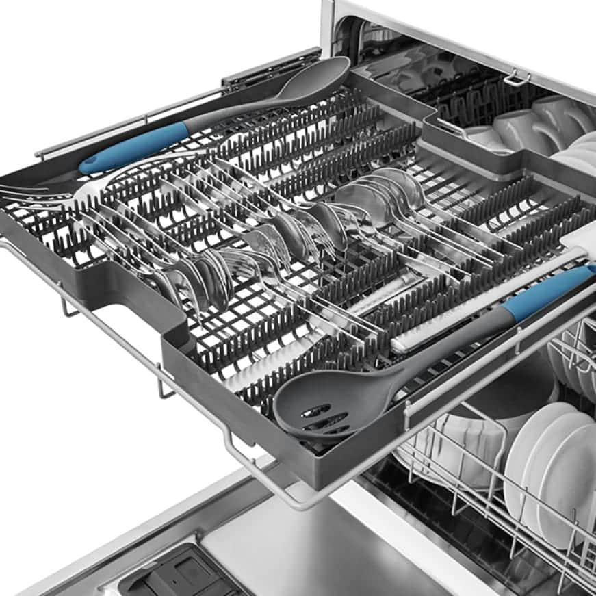 Third level rack