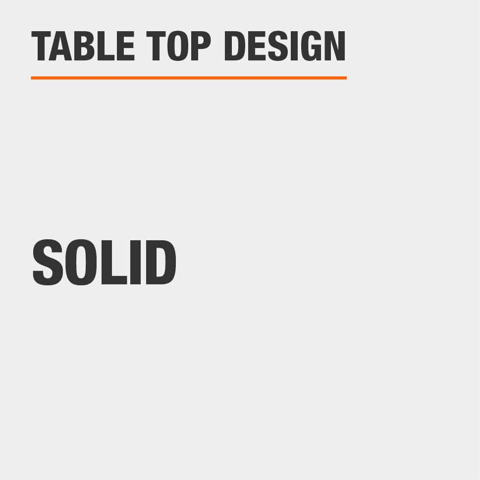Table Top Design Solid