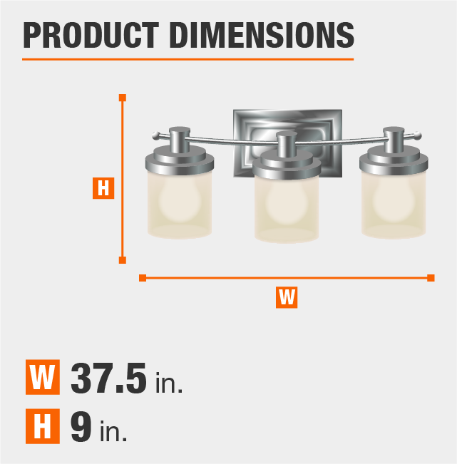product dimensions are 9 inches by 37.5 inches