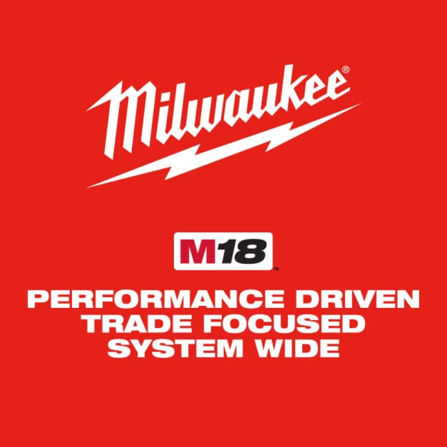 M18 System: performance driven, trade focused, system wide.