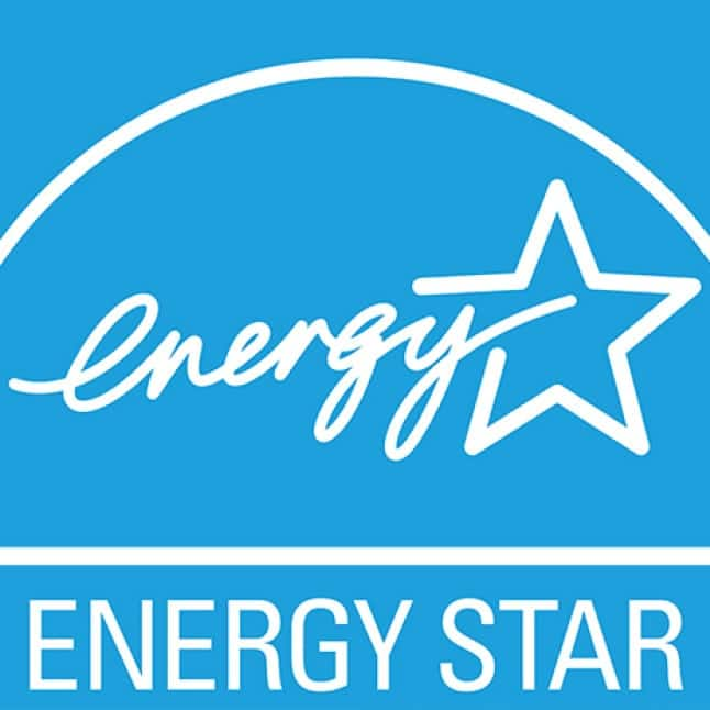 Save money and energy with this ENERGY STAR qualified LG refrigerator that exceeds energy standards.