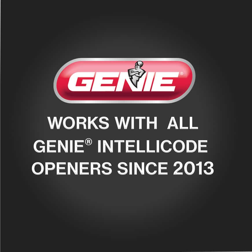 Genie garage door opener wireless console all since 2013