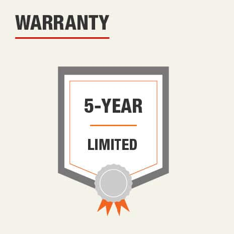The 16 inch Husky Pro Backpack has a 5 Year Warranty