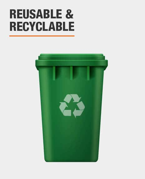 Reusable & Recyclable tarp