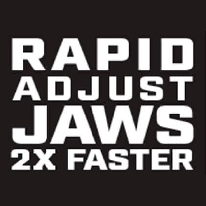Rapid Adjust Jaws
