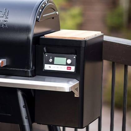 Traeger Grills - 20lb Hopper Capacity