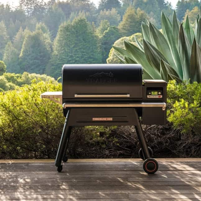 Traeger Grills - Ease - Timberline 850 lifestyle