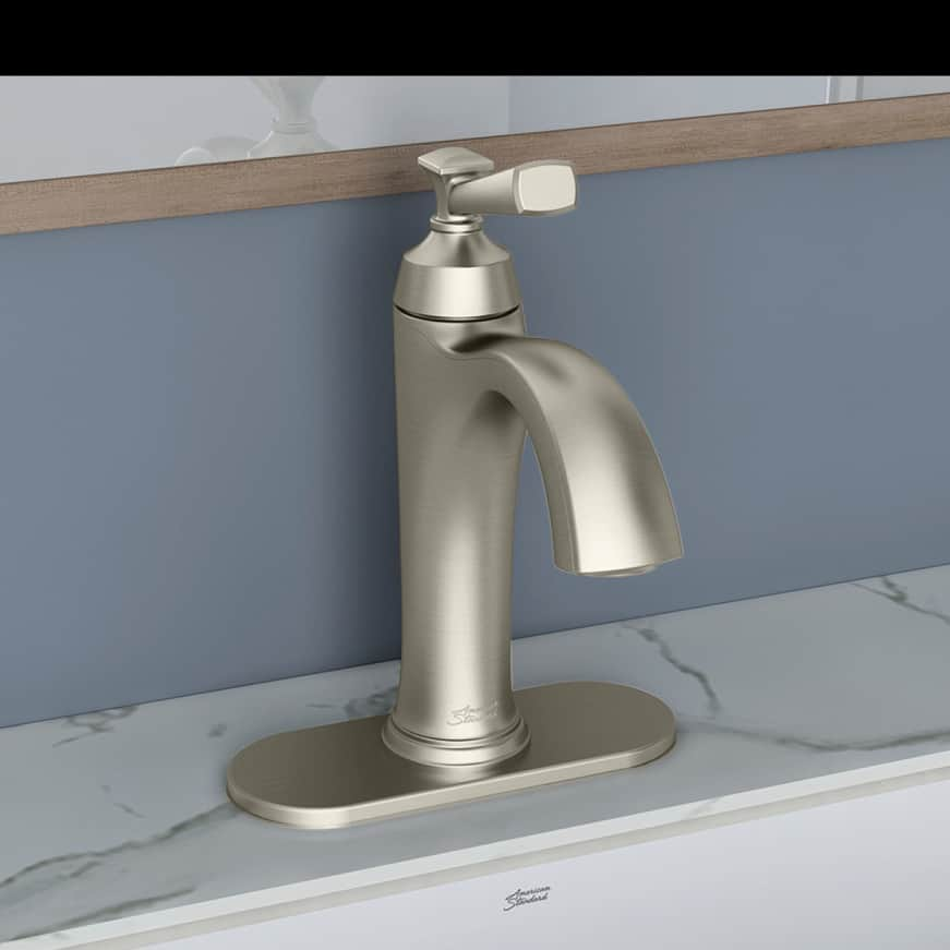Rumson Single-Handle Bathroom Faucet