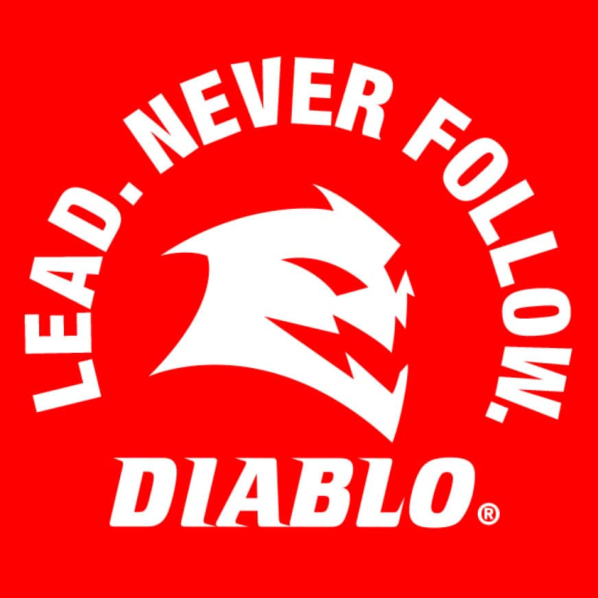 This is an image of Diablo's Lead Never Follow