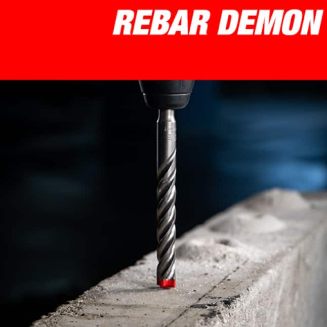 This is an image of rebar demon.