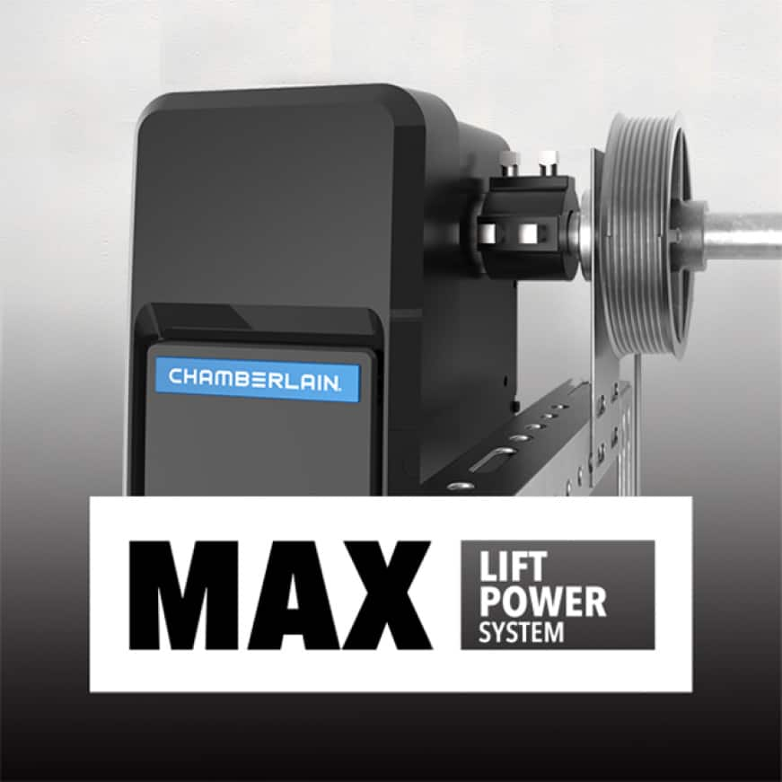 Chamberlain MAX Lift Performance