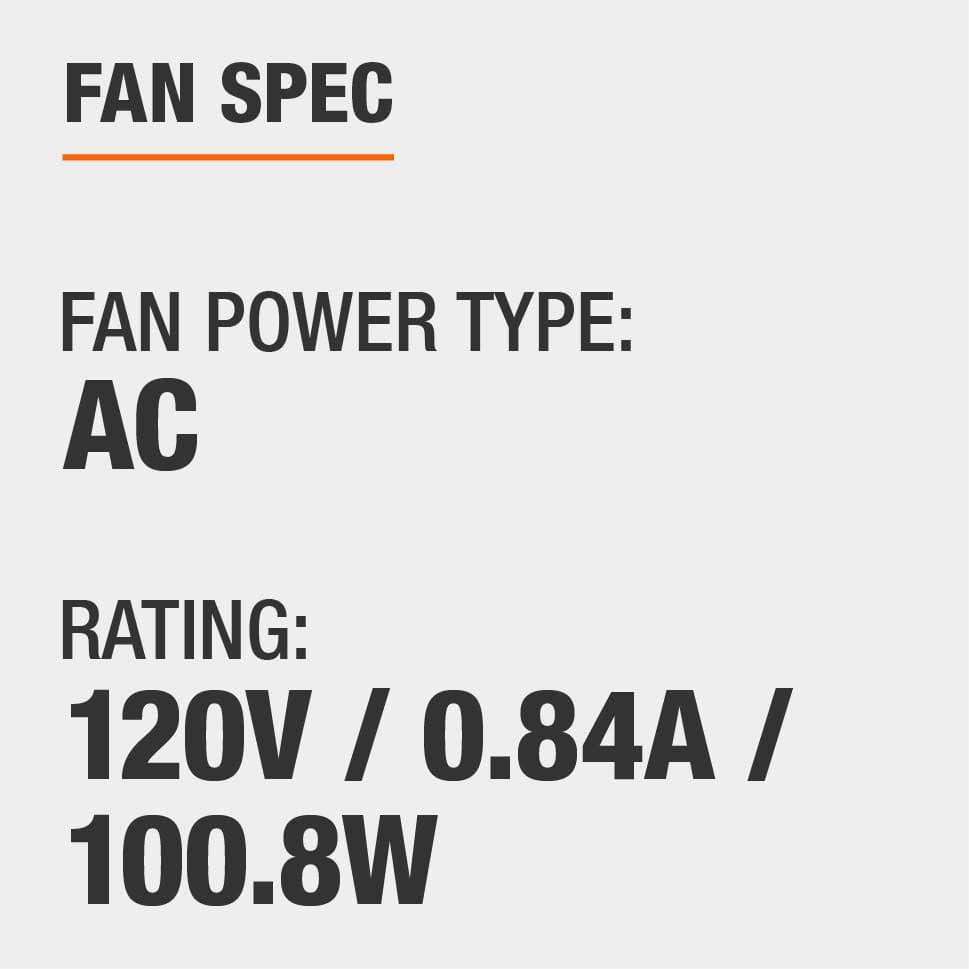 Power Type is AC