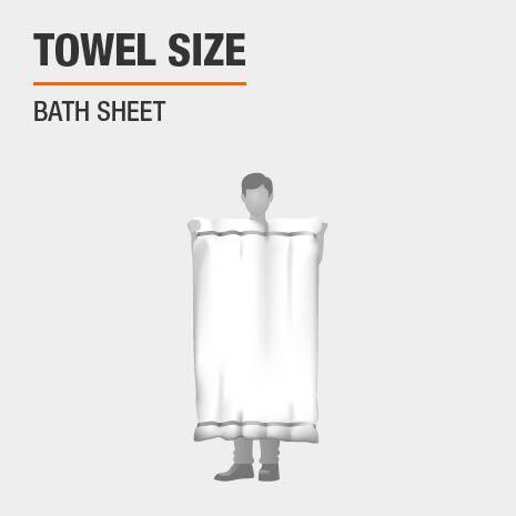 Bath Sheet Size
