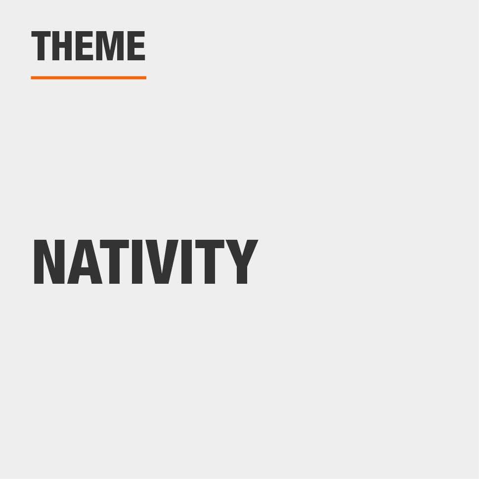 Item Theme is Nativity