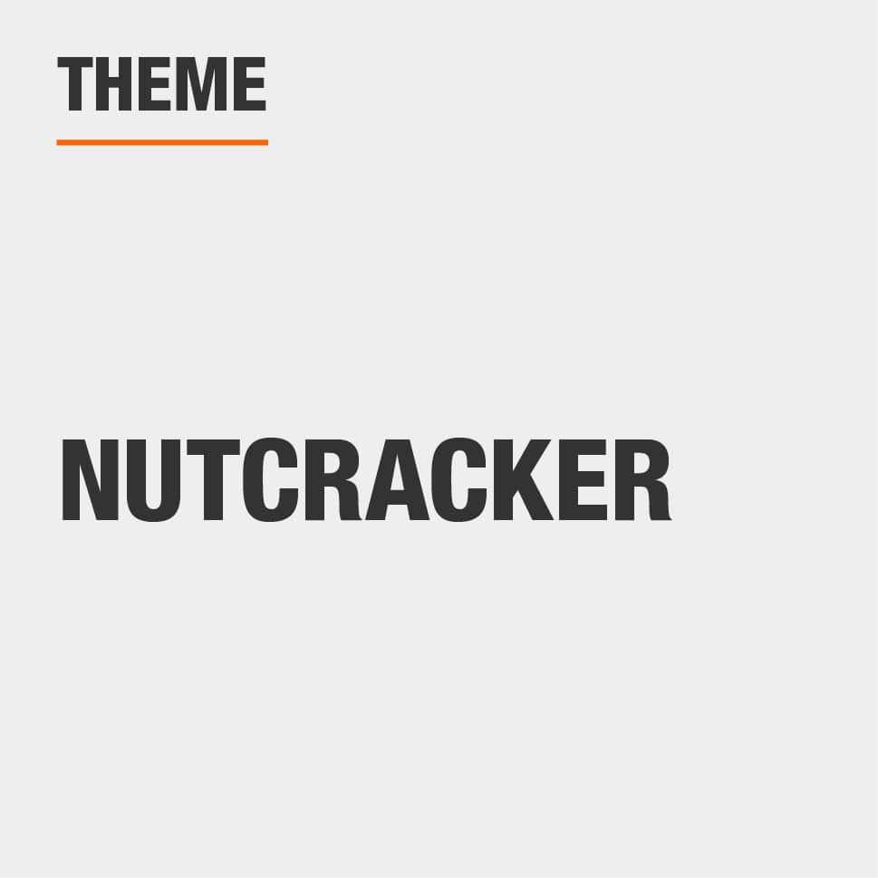 The theme is nutcracker