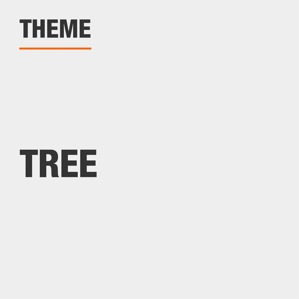 The theme is christmas tree