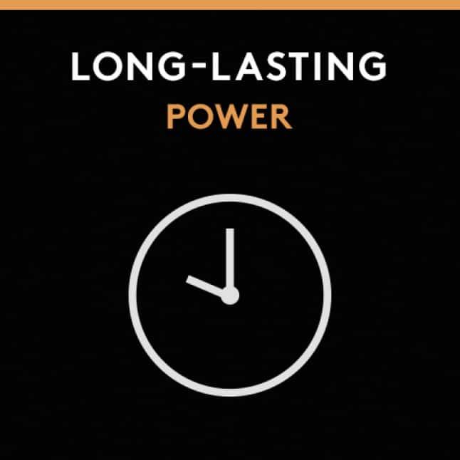 Long-Lasting Power