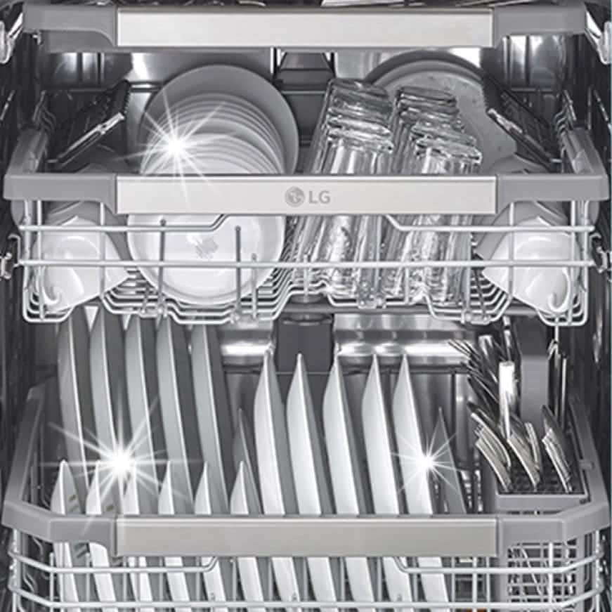 Get drier dishes and fewer water spots—for the ultimate in drying performance.
