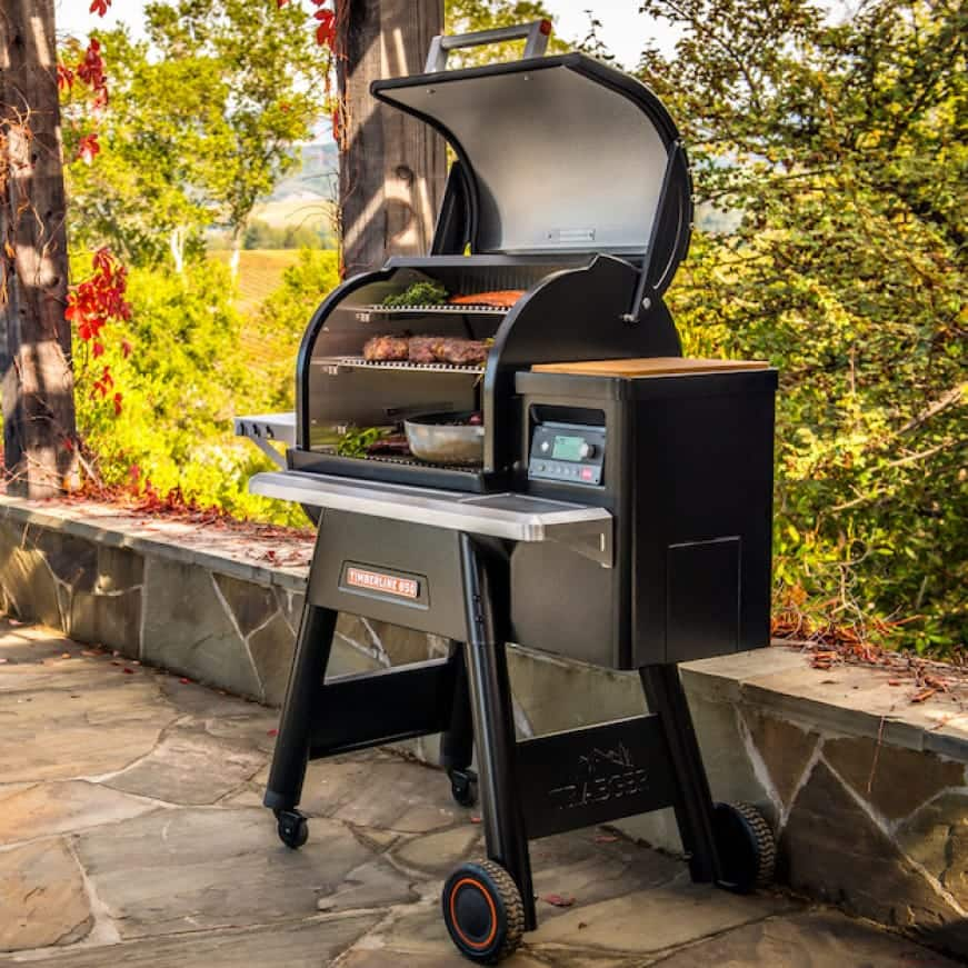 Traeger Pellet Grills - All-Weather Protection