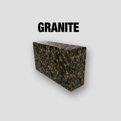 Drilling in Granite