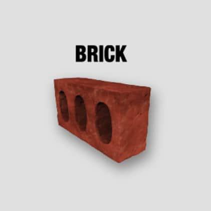 Drilling in Brick