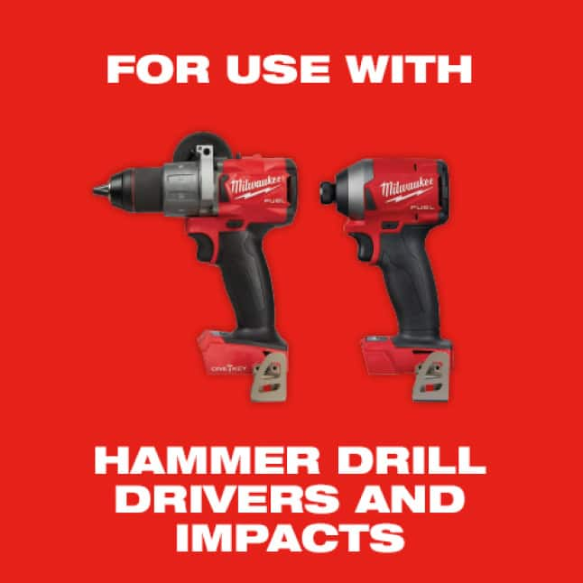 Hammer Drill/Drivers and Impacts