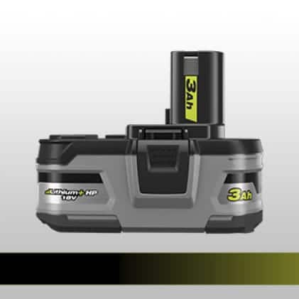 Lithium+ HP Batteries