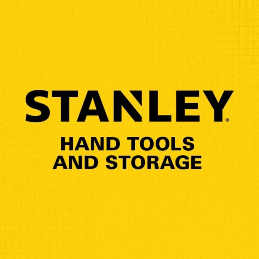 STANLEY Hand Tools and Storage