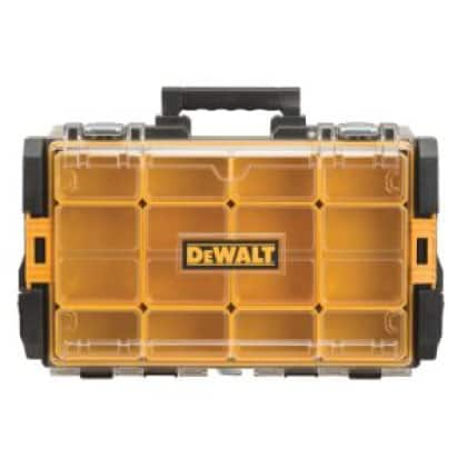 DWST08202 ToughSystem 12-Compartment Small Parts Organizer