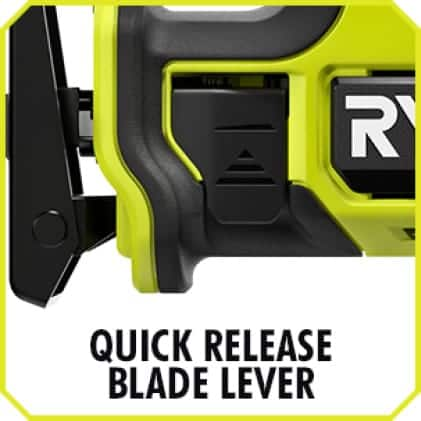 Quick Release Blade Lever