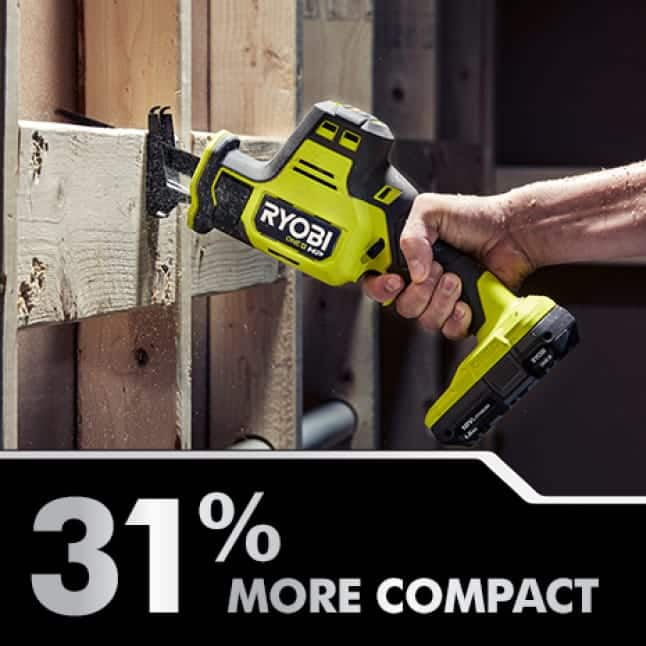 31% More Compact
