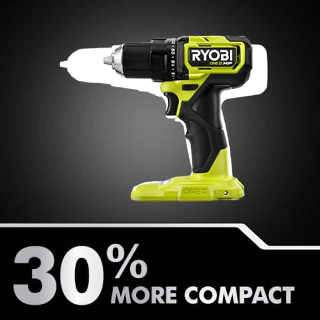 30% More Compact