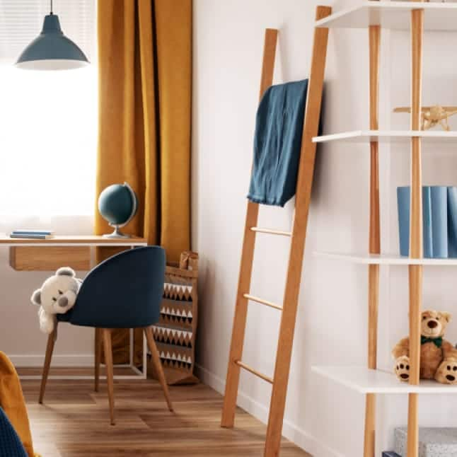Clean White Paint In Kids Room