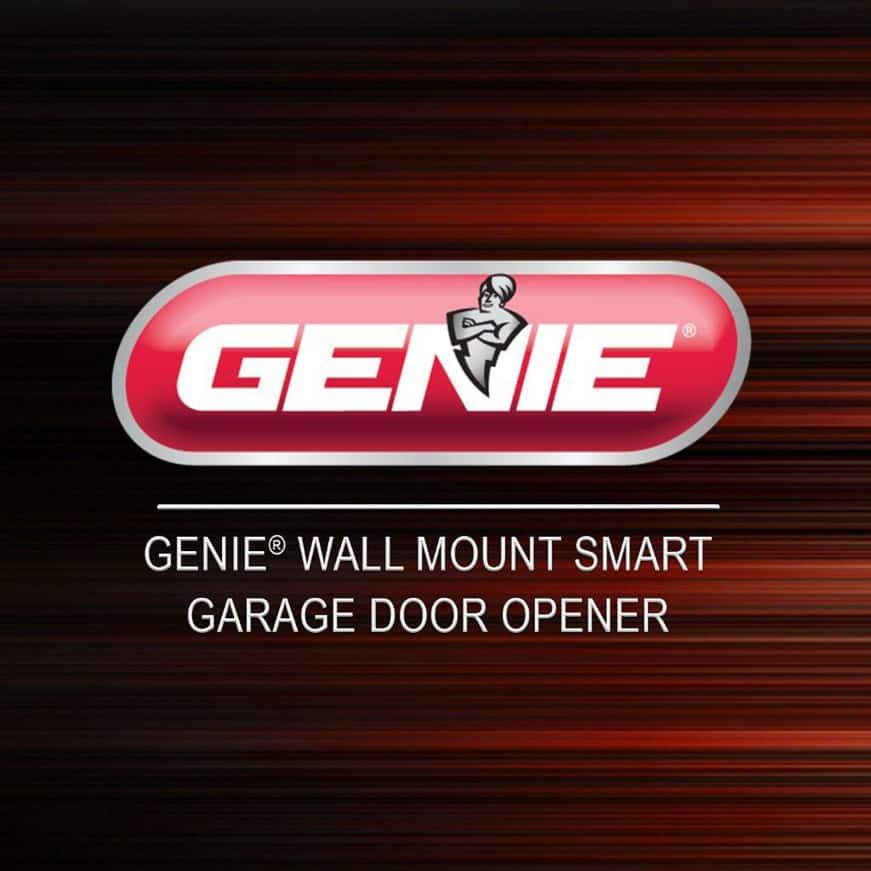 The Genie Wall Mount Garage Door Opener