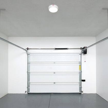 The Genie Wall Mount Garage Door Opener quiet