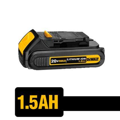 20V MAX and FLEXVOLT Batteries are Compatible with all DEWALT 20V MAX Tools.