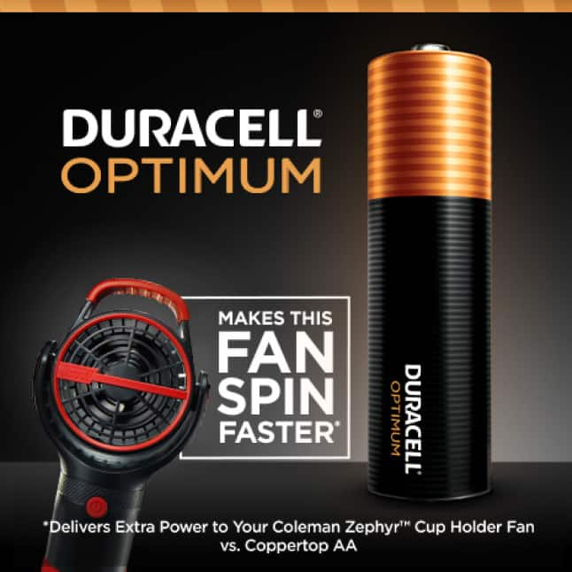 Makes this Fan Spin Faster*